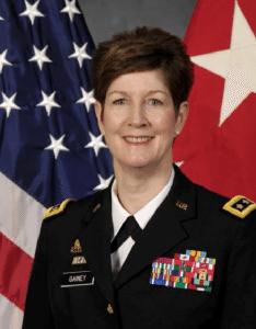 Lt Gen Kathleen Gainey, US Army - GeneralLeadership.com