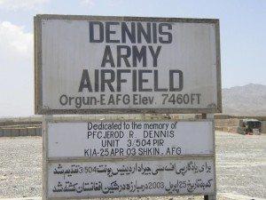 PFC Jerod R. Dennis - GeneralLeadership