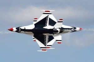 Thunderbird Opposing Inverted
