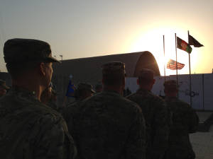 Flag Ceremony - GeneralLeadership.com