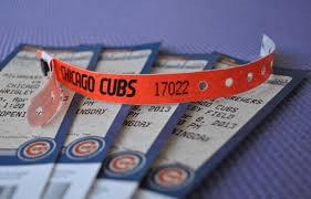 Cubs Tickets - GeneralLeadership