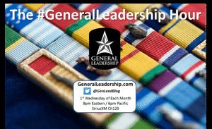 #GeneralLeadership Hour