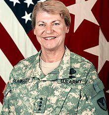 General Ann E Dunwoody - GeneralLeadership