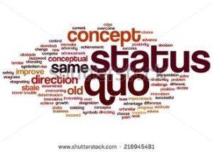 Status Quo - GeneralLeadership